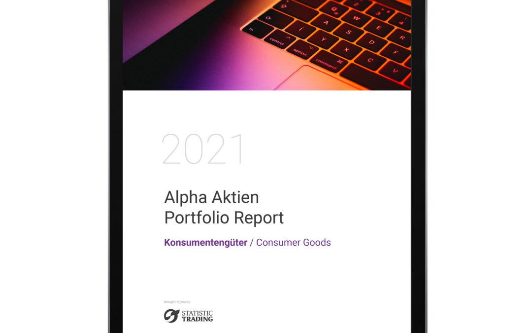 Alpha-Aktien-Portfolio-Report März/2021 –  Sektor Konsumentengüter